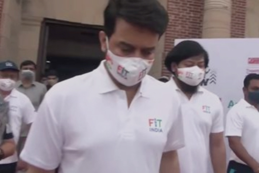 Launch Fit India Freedom Run 2.0